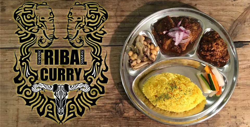 TRIBAL CURRY